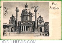 Imaginea #1 a Viena - Karskirche (1940)