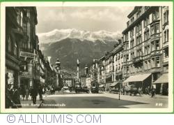Image #1 of Innsbruck - Street Maria Theresa (Maria Theresienstrasse) (1952)