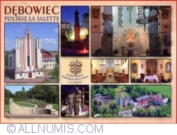 Dębowiec - Minor Basilica of Our Lady of La Salette in Dębowiec (2015)