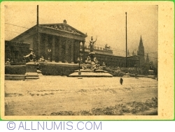 Imaginea #1 a Viena - Parlamentul (1946)