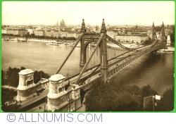 Budapest - Elisabeth Bridge (1911)