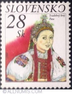 Image #1 of 28 koruna 2004 - Wedding Clothing from Pata