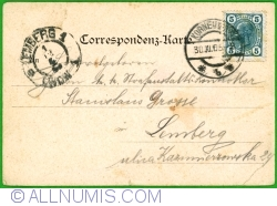 Image #2 of Korneuburg - Rudolf Steinbach railway station restaurant (Rudolf Steinbahs Bahnhofrestaurant) (1905)
