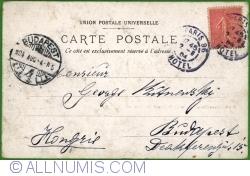 """Imaginea #2 a Paris - """"Grand Hotel"""" (1905)"""