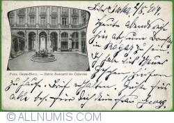 """Imaginea #1 a Paris - """"Grand Hotel"""" (1905)"""