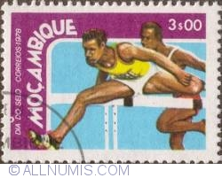 Image #1 of 3 Escudos 1978 - Hurdling