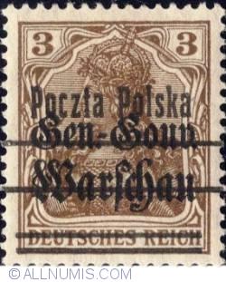 Image #1 of 3 Fenigi 1919 - Germania