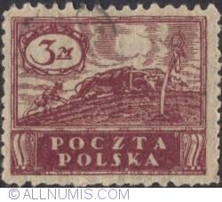 Image #1 of 3 Polish Marki 1920 - Working Farmer