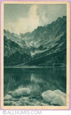 Image #1 of Tatra Mountains - Popradské lake and  Zlomíska valley (1928)