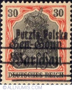 Image #1 of 30 Fenigow 1918 - Germania