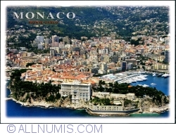 Image #1 of Monte Carlo - Aerial view (2016)
