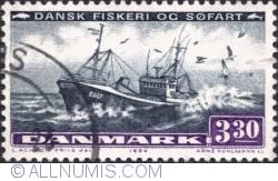 Image #1 of 3,30 Kroner 1984 - Deep-sea fishing