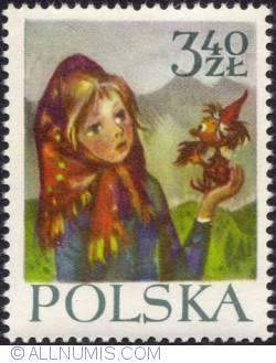 Image #1 of 3,40 złotego - The orphan Mary with gnome Podziomek
