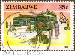 Imaginea #1 a 35 Cents 1990 - Buses