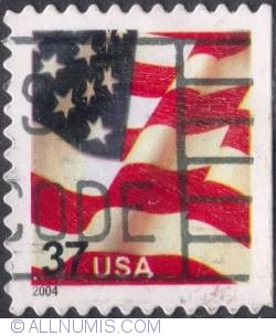 Image #1 of 37 Cents 2004 - Flag