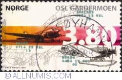 Imaginea #1 a 3,80 Kroner 1998 - DC-3