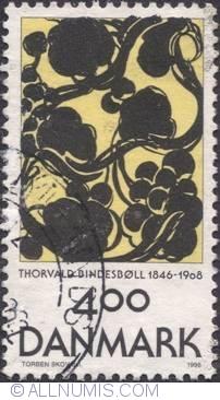 Image #1 of 4 kroner 1996 - Portfolio cover