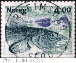 Imaginea #1 a 4 Kroner 1999 - Cod