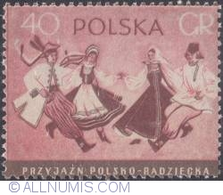 Imaginea #1 a 40 groszy - Polish and Russian Dancers