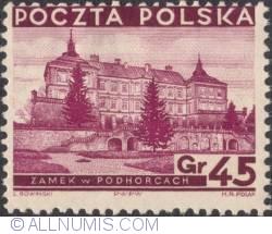 Image #1 of 45 Groszy 1935 - Castle at Podhorce