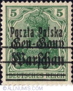 Image #1 of 5 Fenigow 1918 - Germania