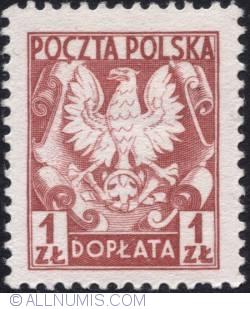 Image #1 of 5 złotych 1980 - Polish Eagle