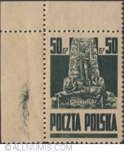 Image #1 of 50 Groszy 1944 - Grunwald Monument, Kraków