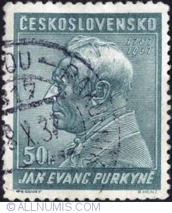 Image #1 of 50 Haller 1937 - Jan Evangelista Purkyne
