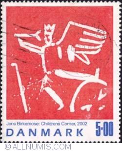 5,00 Kroner 2002 - Children's Corner