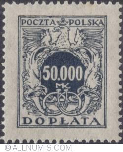 Image #1 of 50000 mark - Polish Eagle