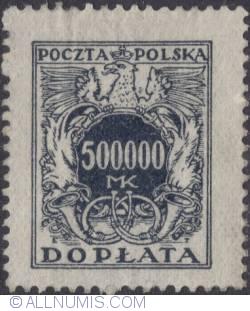 Image #1 of 500000 mark - Polish Eagle