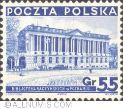 Image #1 of 55 Groszy 1935 - Raczyński Library, Poznań