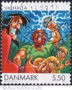 Image #1 of 5,50 Krone - Valhalla 2002