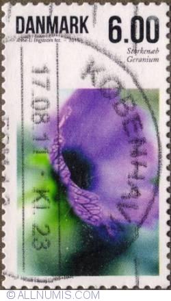 Image #1 of 6 Kroner 2011 - Geranium