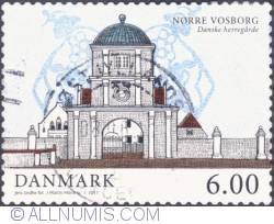 6 kroner 2011 - Nørre Vosborg