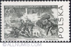 Image #1 of 60 groszy1964 - Battle of Studzianki, 1944.