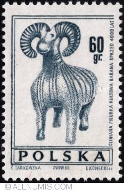 Image #1 of 60 groszy1966 - Ceramic ram 4000 B.C. (found in Jordanów Śląski)