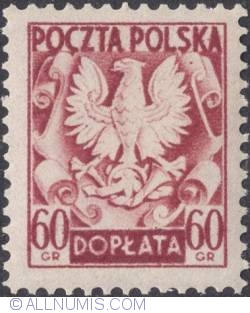 Image #1 of 650 groszy- Polish Eagle ( Without imprint )