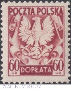 650 groszy- Polish Eagle ( Without imprint )