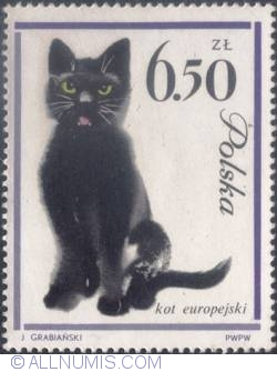Image #1 of 6,50 złotego -European cat