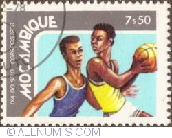 Image #1 of 7,50 Escudo 1978 - Basquetball