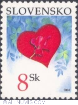 Image #1 of 8 koruna 2004 - St. Valentines Day
