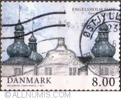 Image #1 of 8 kroner 2011 - Engelsholm Castel