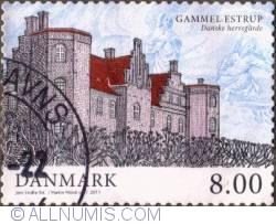 Image #1 of 8 kroner 2011 - Gammel Estrup