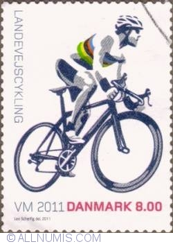 Imaginea #1 a 8 Kroner 2011 - The Cyclist