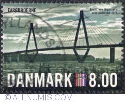 Image #1 of 8 kroner 2012 - Bridge