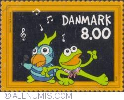 Image #1 of 8 kroner 2013 - Kaj & Andrea
