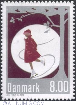 8 Kroner 2013 - Skater