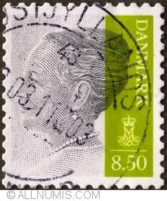 Image #1 of 8,50 Kroner 2010 - Queen Margarethe II
