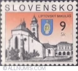 Image #1 of 9 koruna 2004 - Liptovski Mikulas